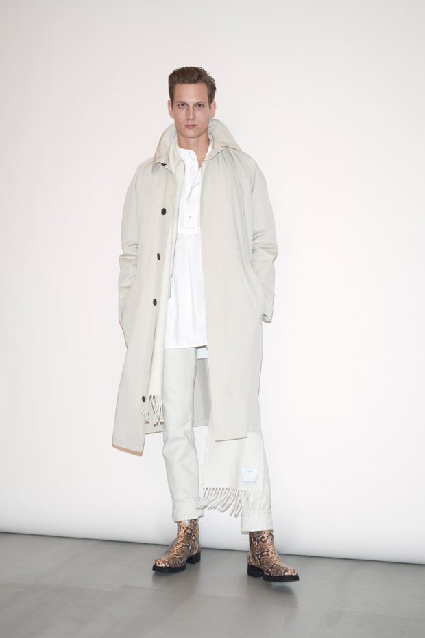 TIGER OF SWEDEN Fall Winter 2019.20 Menswear Collection