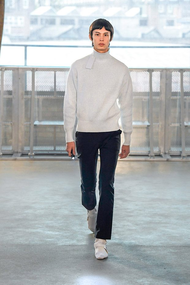 LFWM: XANDER ZHOU Fall Winter 2019.20 Collection