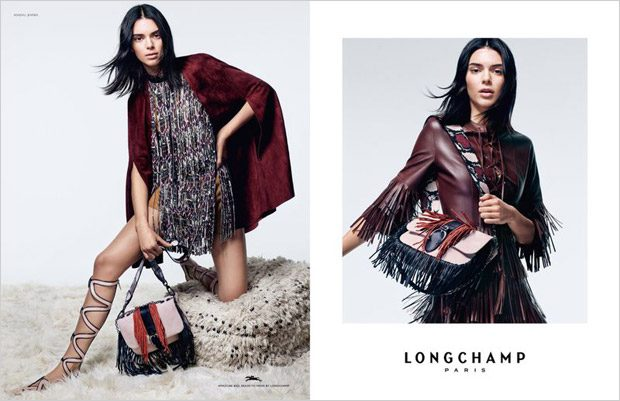 Kendall Jenner is the Face of Longchamp Spring Summer 2019 Collection 7b6c68ca92720