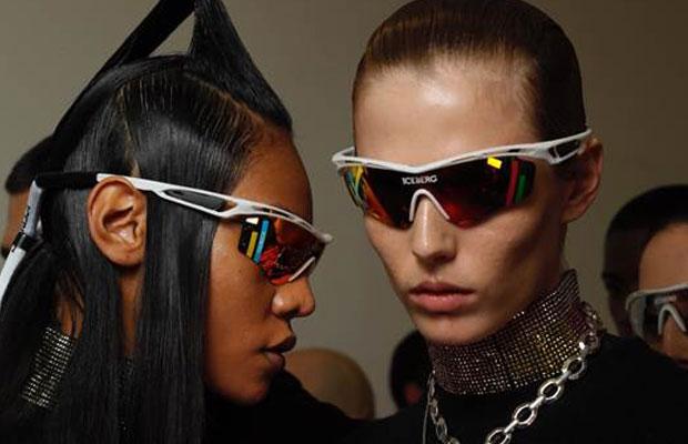 80c716c5de06 Iceberg x Linda Farrow Fall Winter 2019 Eyewear Collection
