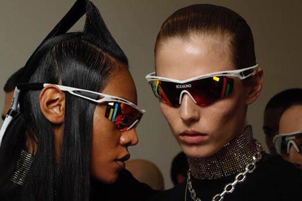 ef6c22cbeda Iceberg x Linda Farrow Fall Winter 2019 Eyewear Collection