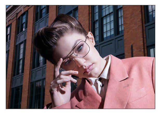 09482e7d78 Gigi Hadid x Vogue Eyewear Special Collection 2019