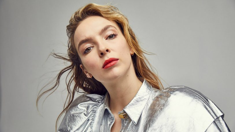 Killing Eve Star Jodie Comer by Allie Holloway for Elle Magazine