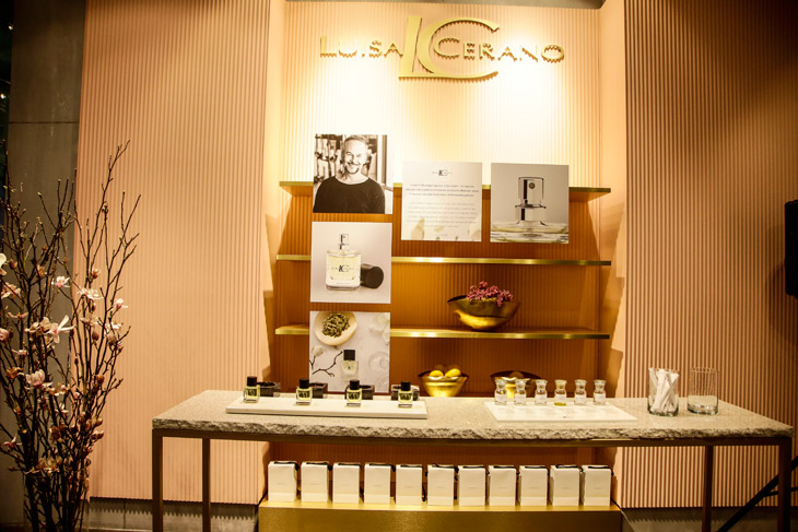 Luisa Cerano launches its First Fragrance