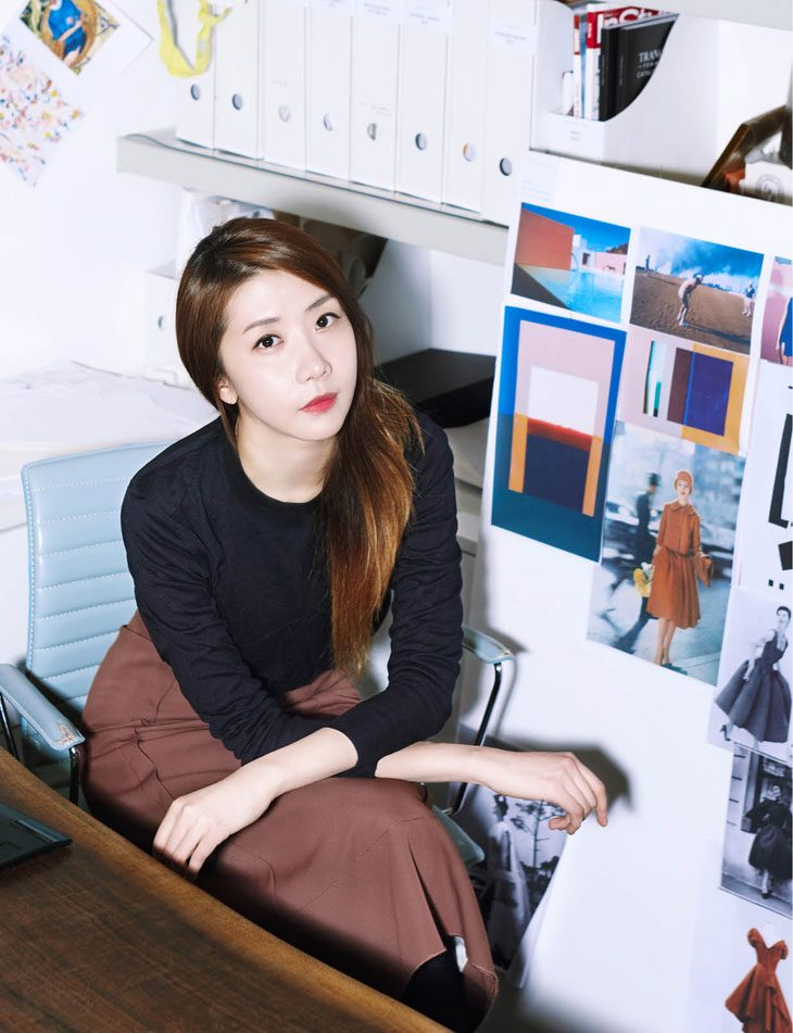 DESIGNER TO WATCH: GAYEON LEE