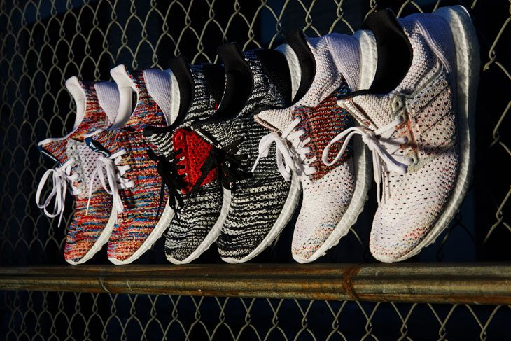 san francisco 18d1b bfc11 Adidas Running X Missoni Limited Edition Collection