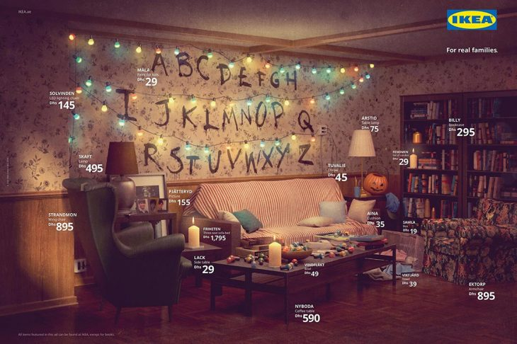 Ikea Real Life Series Iconic Living Room Designs As Seen On Tv