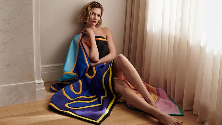 Louis Vuitton Has Collaborated With Alex Israel on a Textile Collection