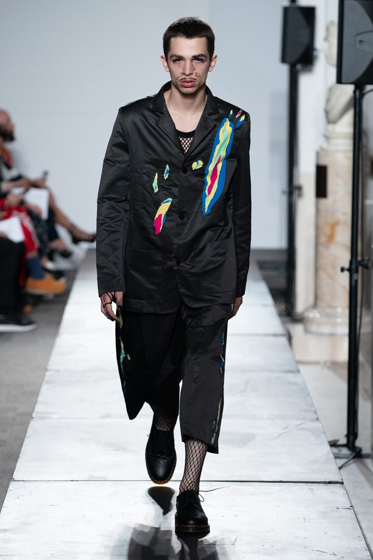 LFWM: Charles Jeffrey LOVERBOY Spring Summer 2020 Collection