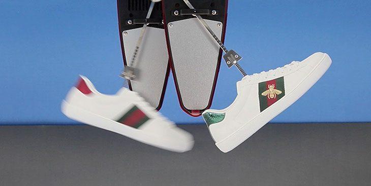 Как выглядят арт-работы, вдохновленные кроссовками Gucci Ace (фото 6)
