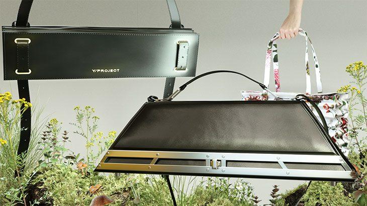 Роботы и позы Камасутры в кампании ювелирных украшений Y Project (фото 5)