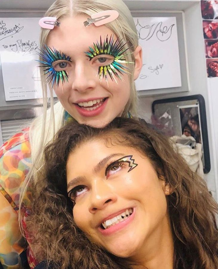 Makeup Looks From Euphoria We Can T Stop Obsessing Over