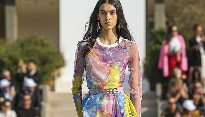 MFW: ICEBERG Spring Summer 2020 Womenswear Collection