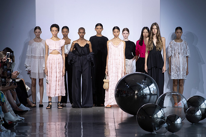 NYFW: NOON BY NOOR Spring Summer 2020 Womenswear Collection