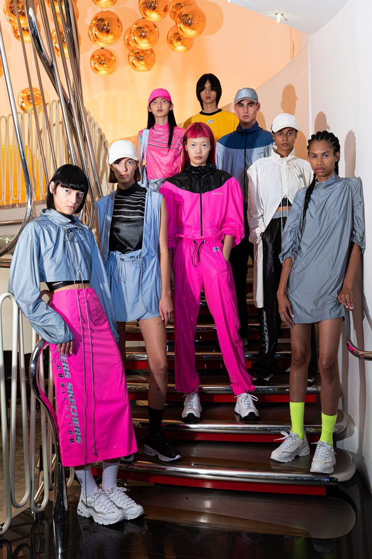 MFW: SKECHERS X RICOSTRU Spring Summer 2020 Collection