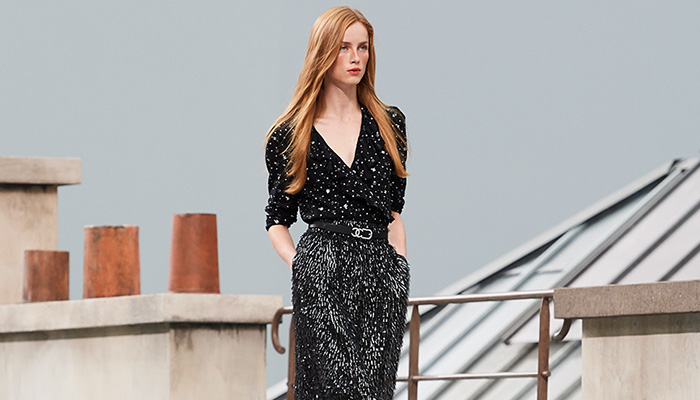 Chanel Summer 2020.Pfw Chanel Spring Summer 2020 Womenswear Collection