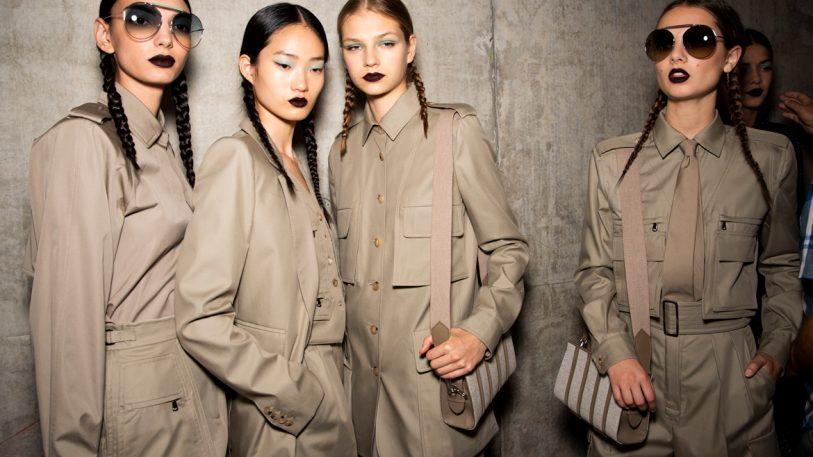 Mfw Backstage Max Mara Spring Summer 2020 Fashion Show