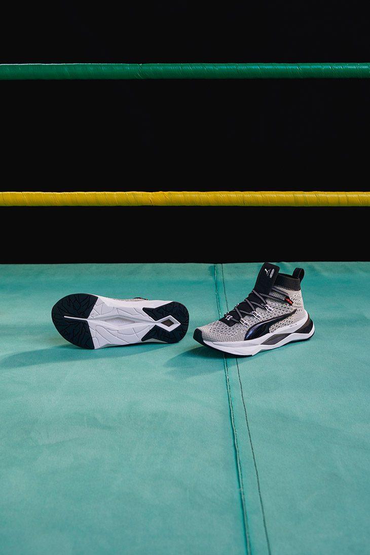Puma и модель Адриана Лима выпустили коллекцию, вдохновленную боксом (фото 1)