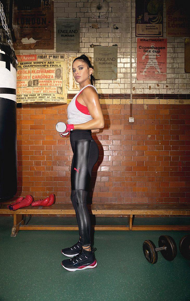 Puma и модель Адриана Лима выпустили коллекцию, вдохновленную боксом (фото 3)