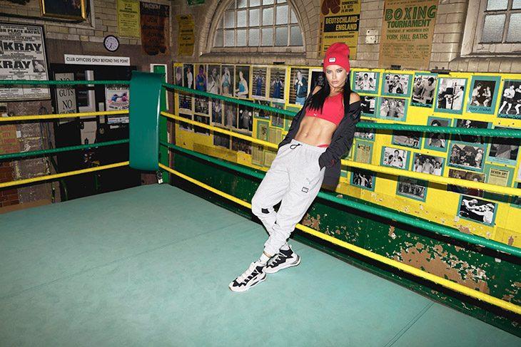 Puma и модель Адриана Лима выпустили коллекцию, вдохновленную боксом (фото 4)