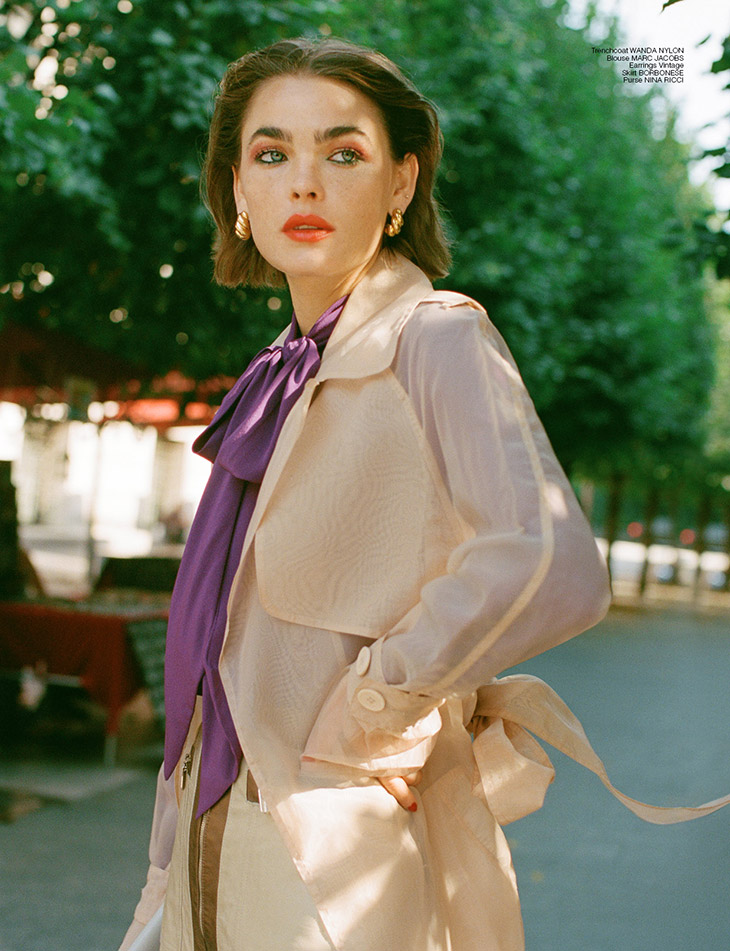 BAMBI NORTHWOOD-BLYTH by EMILY SOTO for DSCENE 12   INTERVIEW