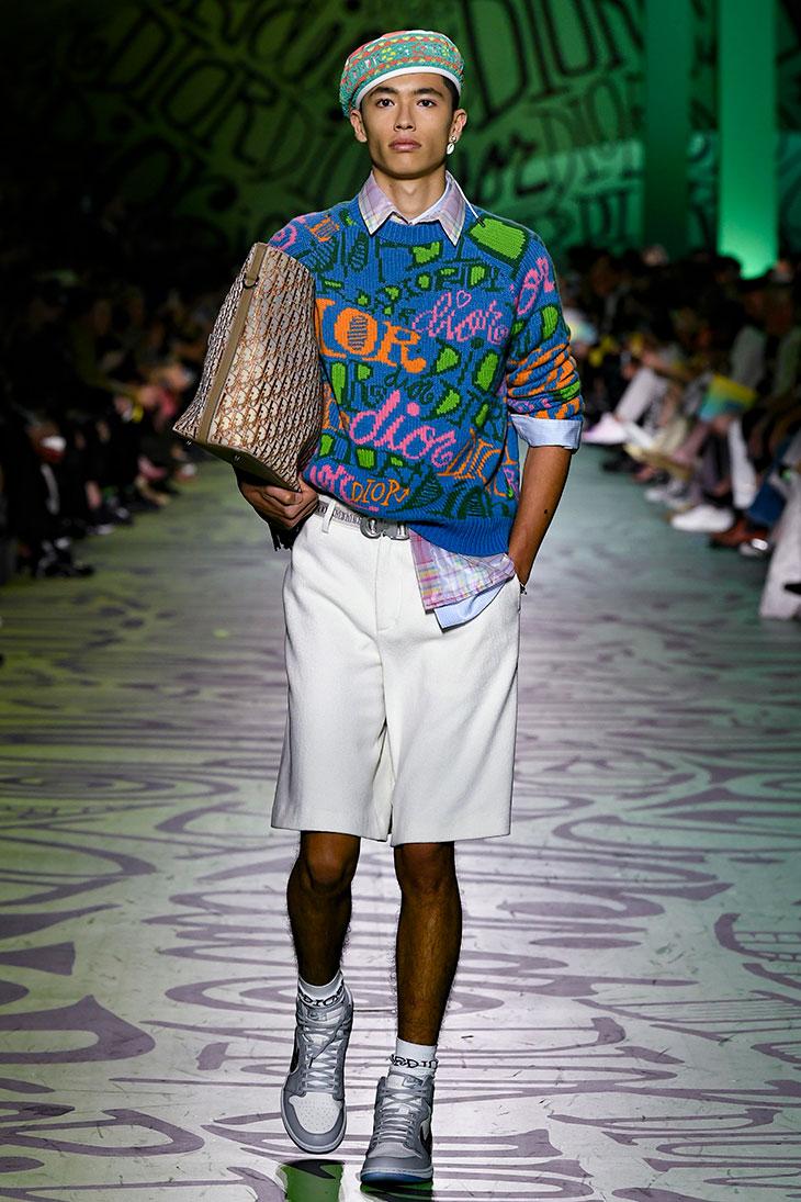 Kim Jones Presented Dior Men's Fall 2020 Collection in Miami