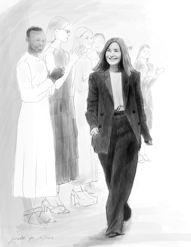 Interview Amy Smilovic Founder And Creative Director Of Tibi
