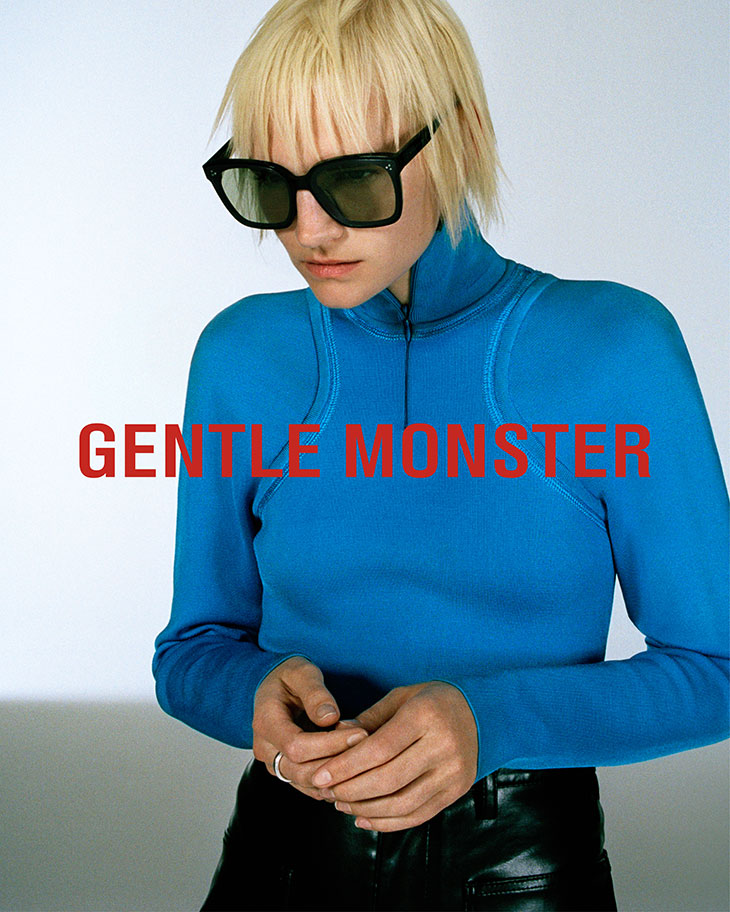 Gentle Monster 2020 Collection Photographed by Hugo Comte