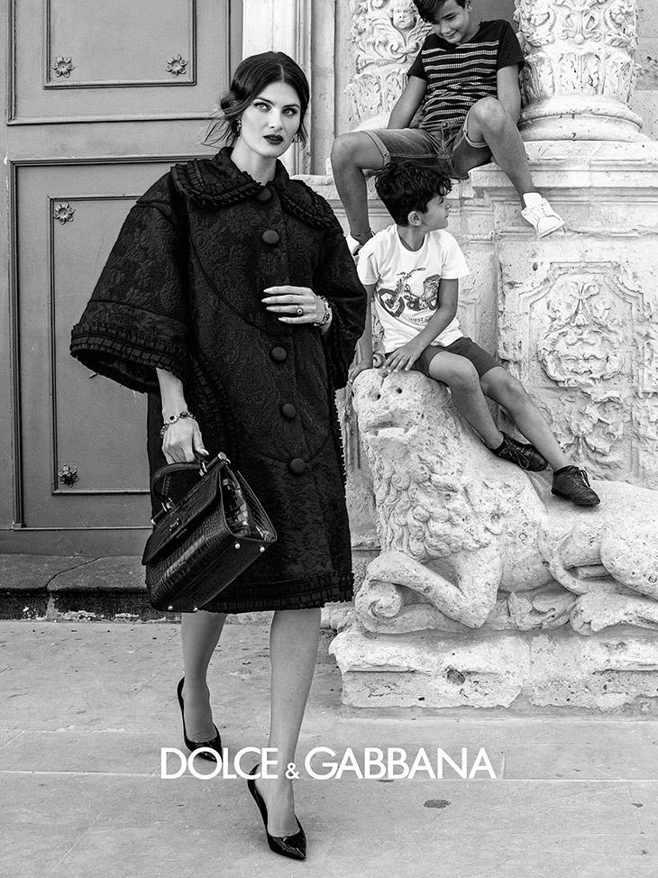 Milan & Sicily Inspire Dolce & Gabbana's Spring Summer 2020 Collection