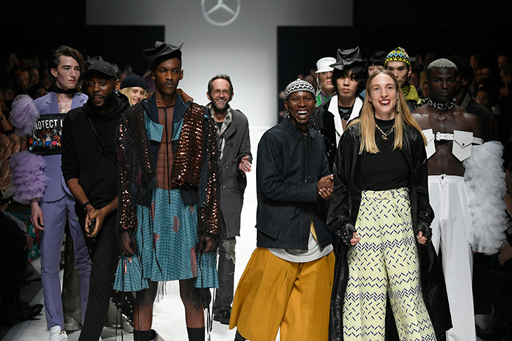 Mbfwb Mercedes Benz Presents Talents From South Africa Design Scene