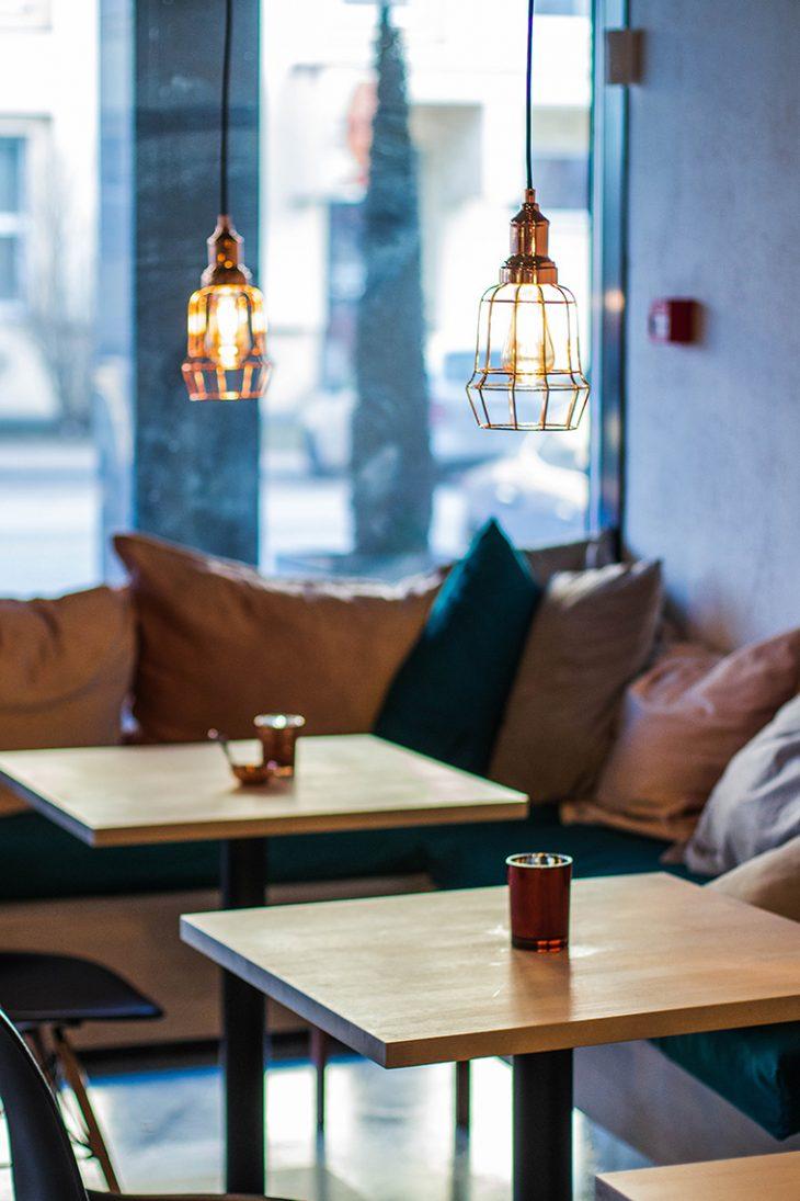 L Officiel Interiors Gigi restaurant interior design trends 2020 - design scene