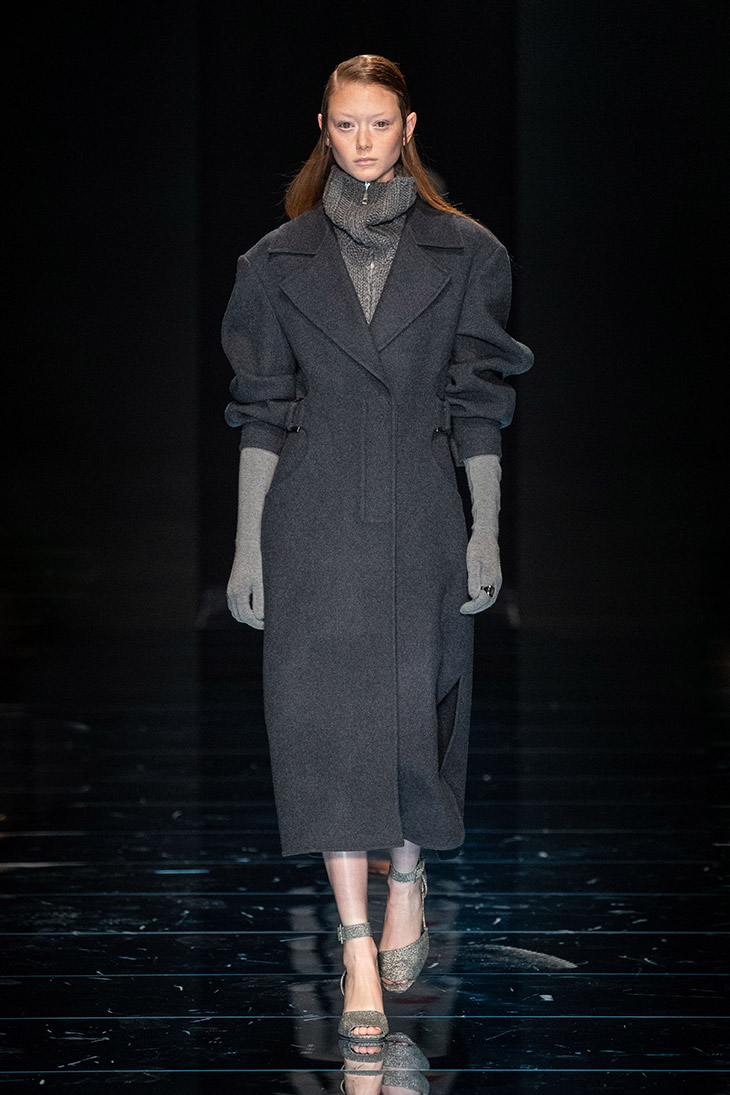 MFW: SPORTMAX Fall Winter 2020.21 Womenswear Collection