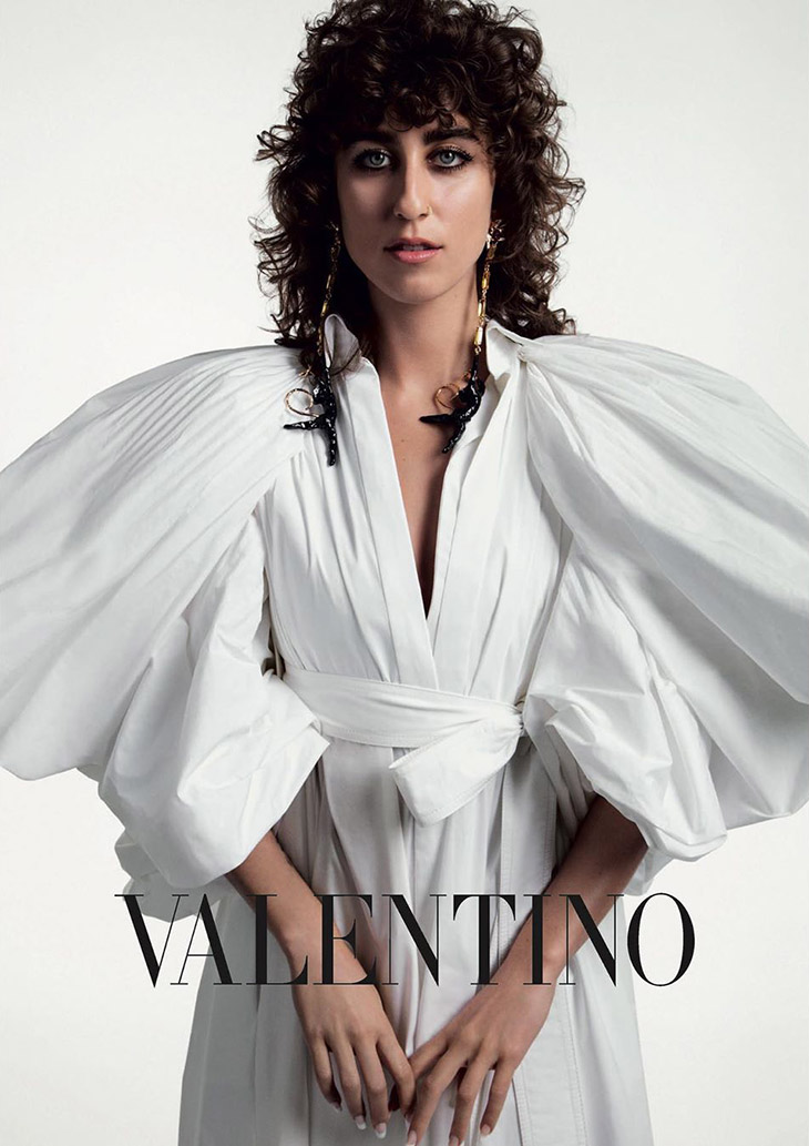 VALENTINO Spring Summer 2020 by Inez and Vinoodh