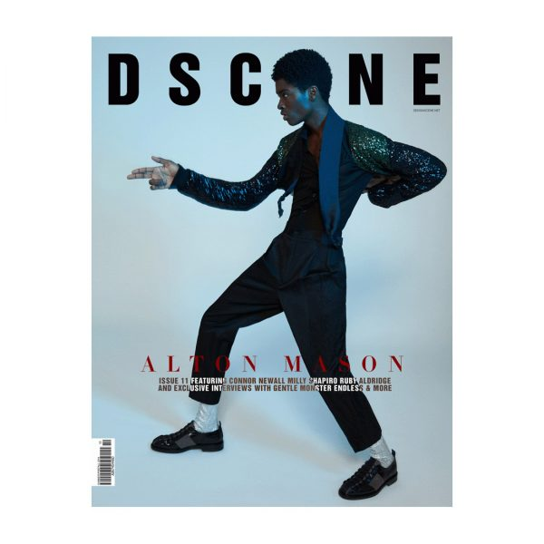 DSCENE ISSUE 011 ALTON MASON
