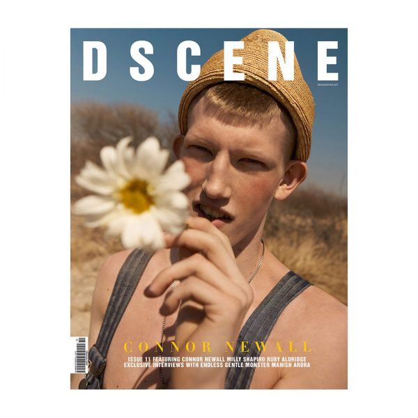 DSCENE ISSUE 011 CONNOR NEWALL