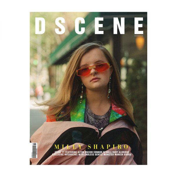 DSCENE ISSUE 011 MILLY SHAPIRO