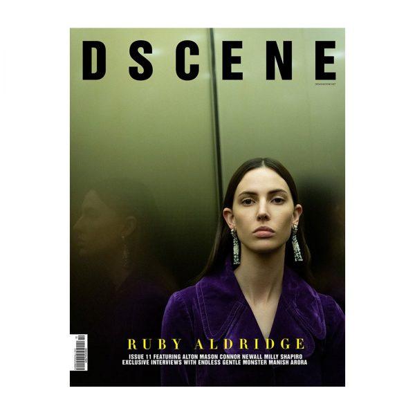 DSCENE ISSUE 011 RUBY ALDRIDGE