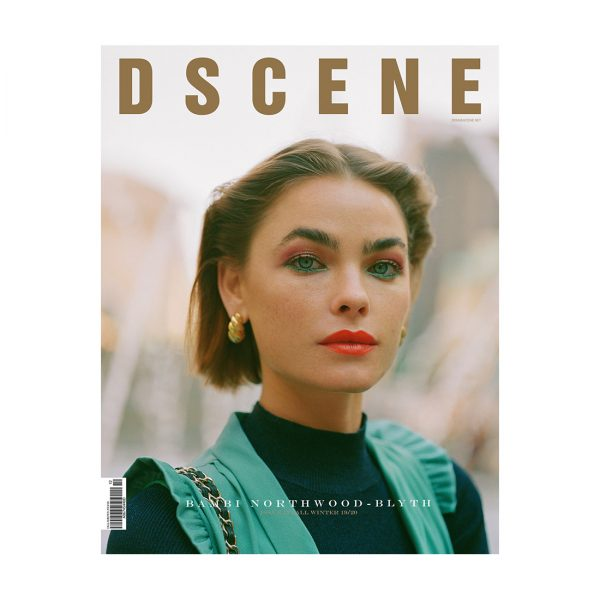 DSCENE ISSUE 012 BAMBI NORTHWOOD-BLYTH