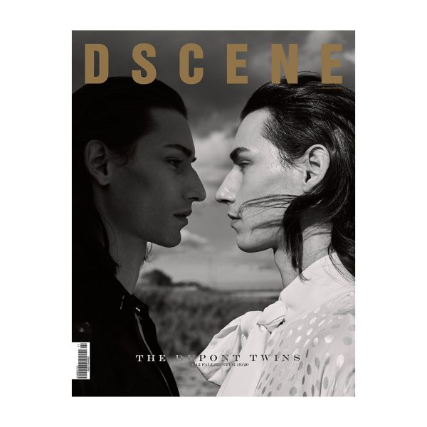 DSCENE ISSUE 012 THE DUPONT TWINS