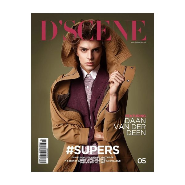 DSCENE ISSUE 05 SUPERS