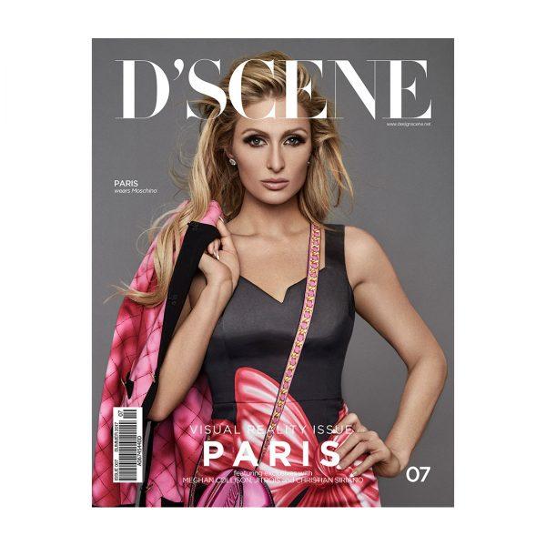 DSCENE ISSUE 07 VISUAL REALITY