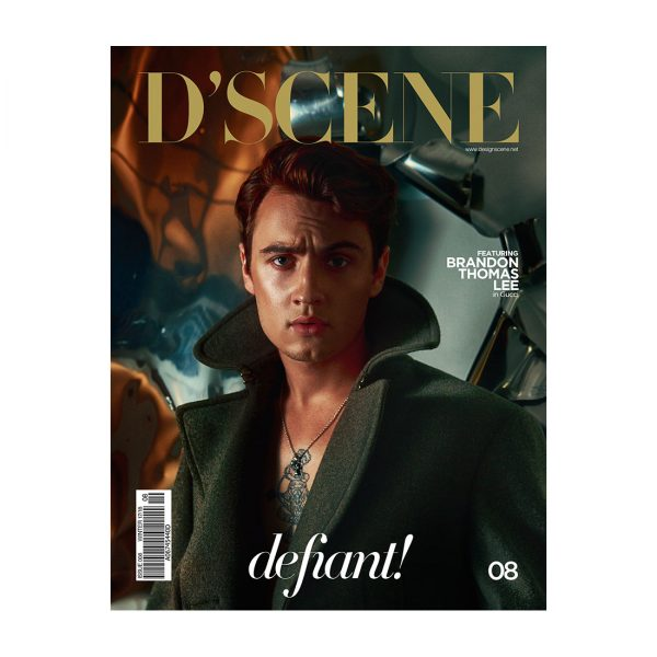 DSCENE ISSUE 08