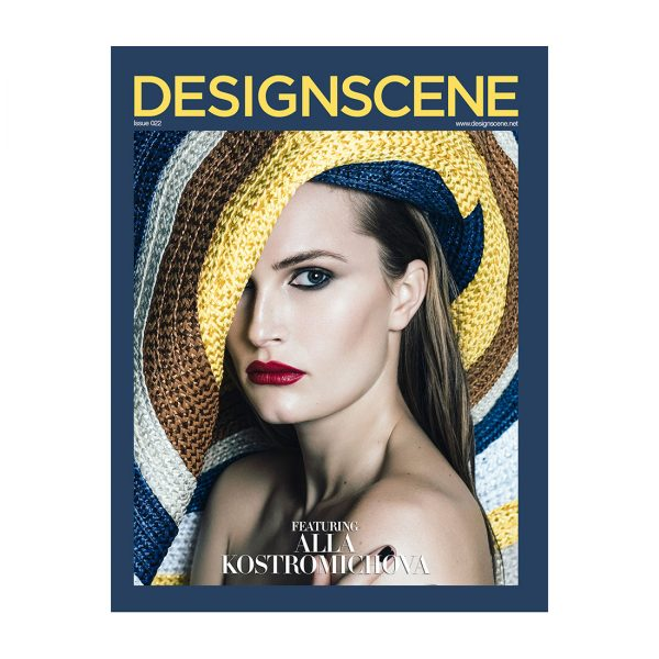 DESIGN SCENE ISSUE 022 ALLA KOSTROMICHOVA