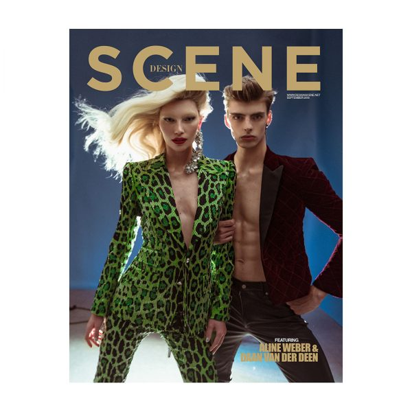DESIGN SCENE ISSUE 025 ALINE WEBER