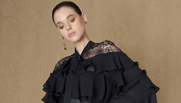 Lookbook Elie Saab Pre Fall 2020 Womenswear Collection
