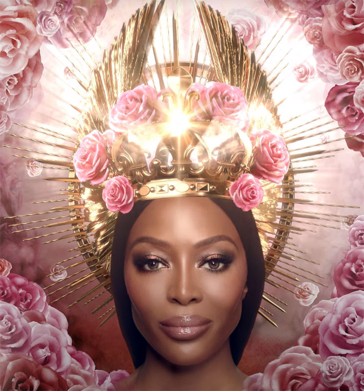 Naomi Campbell Is The First Ever Global Face of Pat McGrath Labs