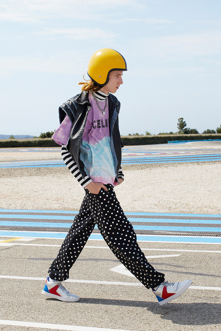 CELINE HOMME Spring Summer 2021 Collection