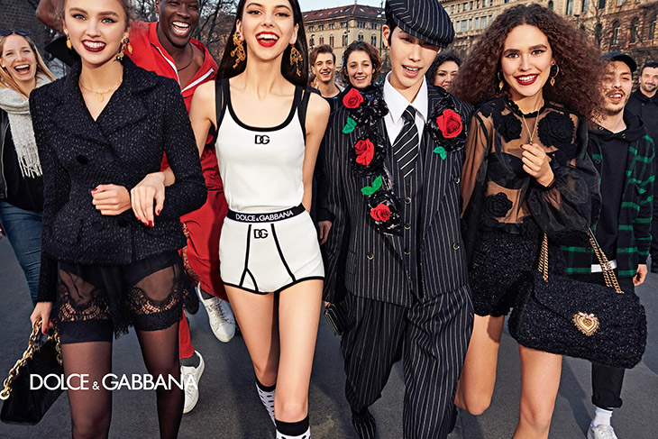 Dolce & Gabbana Celebrates Tradition & Modernity with FW20 Collection