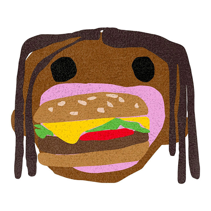 Now You Can Own Travis Scott x McDonald's Rug