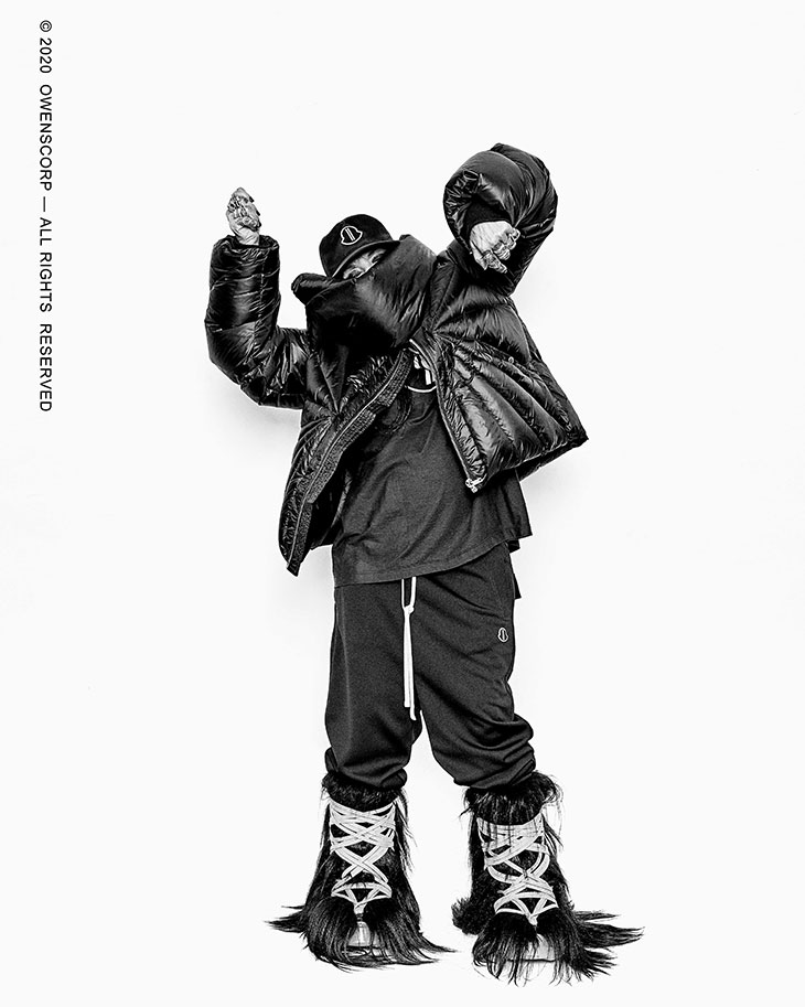 Moncler and Rick Owens Collection Is Here!
